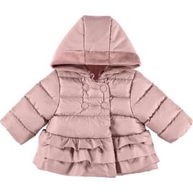 cec76d8da87 Mayoral Μπουφάν μικροϊνα για μωρό κορίτσι - Χαλαζίας
