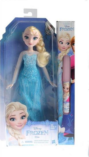 d41c96ee9f Hasbro Λαμπάδα Disney Frozen Classic Elsa