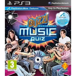 Buzz The Ultimate Music Quiz - PS3