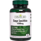 Natures Aid Lecithin 1200mg 90s