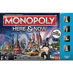 Hasbro Monopoly Here And Now
