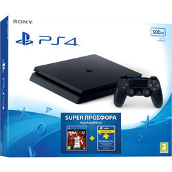 Sony PlayStation 4 Slim 500GB Bundle