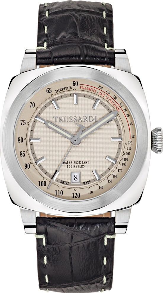 Ανδρικά Ρολόγια Trussardi  d2be49e12b6
