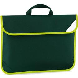 1d8fb9e07b Τσάντα Δραστηριοτήτων Enhanced-Viz Book Bag Bottle Green qd452