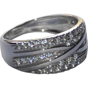 Χρυσό Γυναικείο Δαχτυλίδι με Ζιργκόν Κ14 1112134 b10a9e931d4
