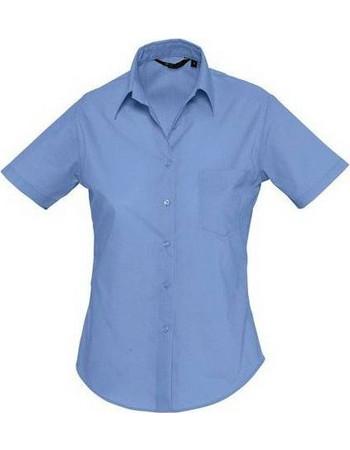 ef8eb93b9edc Sol s Escape 16070 Γυναικείο πουκάμισο Πολυέστερ Βαμβάκι