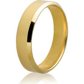Βέρα F6-3 Classic MASCHIO FEMMINA Χρυσή Γυναικεία Ανδρική Βέρα Για Γάμο  Αρραβώνα 2464f603f2a