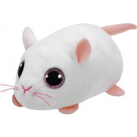Ty Beanie Boos Μικρό Χνουδωτό Ποντίκι Άσπρο 4 e29a6f08e1f