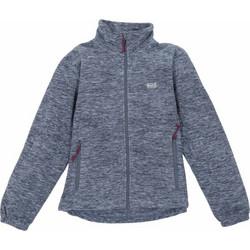Basehit Women Zip up Fleece Jacket BW29.102 Γκρι cd833804b75