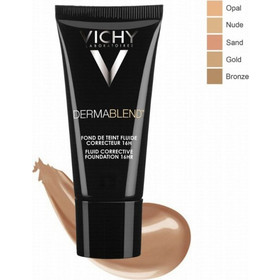 Vichy Dermablend Corrective Fluid Make up No.15 Opal Spf35 30ml