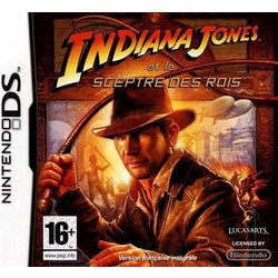 Indiana Jones And The Staff Of Kings - DS