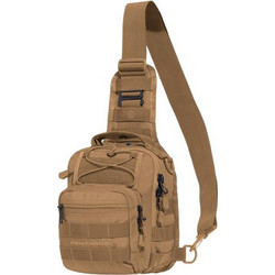 8ecd446b4e Pentagon UCB 2.0 Tactical Chest Bag - Coyote