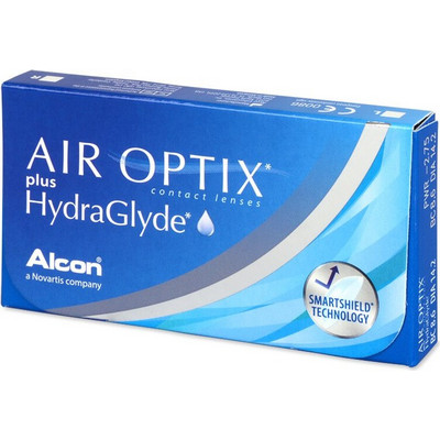 c04a4d0ff4 Alcon   Ciba Vision Air Optix Plus Hydraglyde 6Pack Μηνιαίοι ...