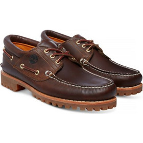 TIMBERLAND 3 EYE CLASSIC BOAT SHOE BROWN 6d3799ba65d