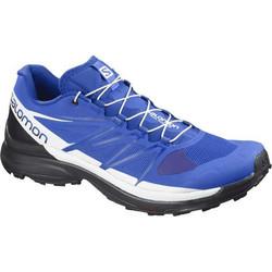 31127100642 Αθλητικά παπούτσια ανδρικά Salomon Wings Pro 3 Nautical Blue Black 401469  Μπλε Salomon