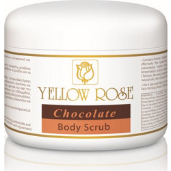Yellow Rose Chocolate Body Scrub 250ml