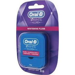 oral-b - 3d white luxe floss, 35m