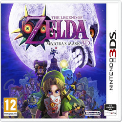 The Legend of Zelda Majora's Mask - 3DS