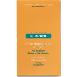 Klorane Bandes De Cire Froide a L amande Jambes b8350f174a8