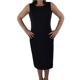 67011798ffbc Γυναικείο Φόρεμα Lussile 014160412 Μαύρο lussile 014160412 mauro