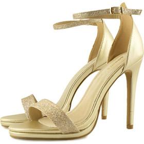 b97489ebede χρυσα παπουτσια - Γυναικεία Πέδιλα | BestPrice.gr