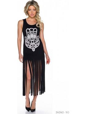 881d2628471 φορεμα με κροσια - Φορέματα | BestPrice.gr