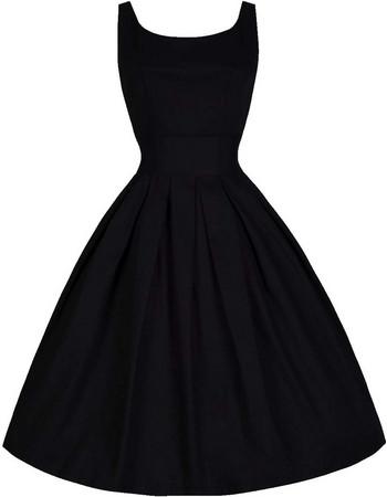 vintage allday φόρεμα Lane black 217e78a7fff