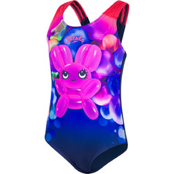 Shimmer Bounce Essential Applique 1 Piece Μαγιώ Κορ.Εισ. SPEEDO NVY PNK 24f8ac37a86