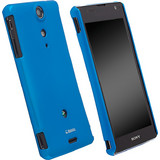 Krusell ColorCover Blue (Xperia TX)