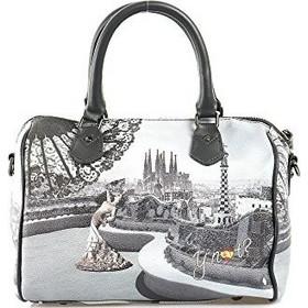 2c1f53abc9d τσάντα Tory Burch Γυναίκες Small Fleming Leather Top-Handle Bag Tote -  Μαύρο · 458,00€. Μεταφορικά: Δωρεάν. Y Not Flamenco Small G-317 Y Not