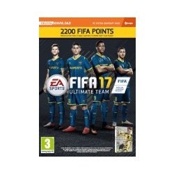 Fifa 17 2200 FUT Points