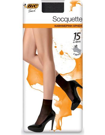 Bic Socquette 15D 904698 - ΜΕΛΙ ce0c183d243