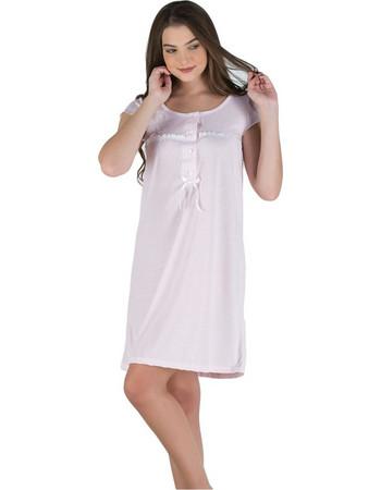 ροζ νυχτικο - Γυναικείες Πιτζάμες 467a69bd4c5