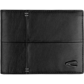 ed2ee12015 ...ανδρικό πορτοφόλι CAMEL ACTIVE PERU πλάγιο μαύρο.