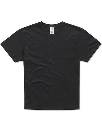 Ανδρικο T Shirt Classic-T Organic Crew Neck Stedman ST2020 - Black Opal 59af8673580