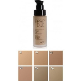 Erre Due Perfect Mat Foundation No.05 Spf30 30ml