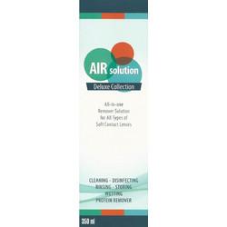 430ff02437 AIR SOLUTION 350ml Καθαριστικό Μαλακών Φακών Επαφής