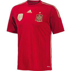 ADIDAS ADIDAS SPAIN FEF HOME SHIRT G85279