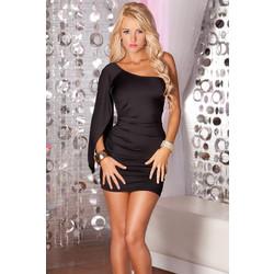 b8614b9cd3b Σέξι μίνι φόρεμα με έναν ώμο Rene Rofe