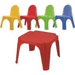 0af2bcff5ec StarPlay Παιδικό Τραπεζάκι με 4 Καρέκλες Keren Set 52900
