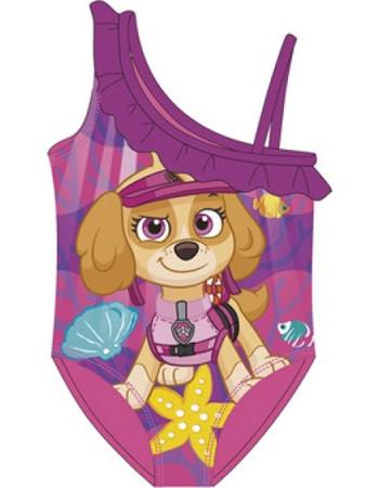 Παιδικό Μαγιό Ολόσωμο Σκάι Paw Patrol Μοβ Χρώμα Nickelodeon e6fd3c9cc39