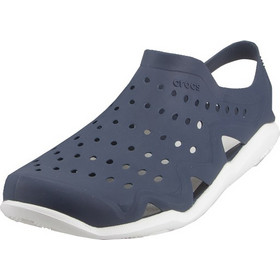 73d57451b98 Ανδρικά Clog CROCS 203963-462 SWIFTWATER WAVE M NAVY WHITE STANDARD FIT
