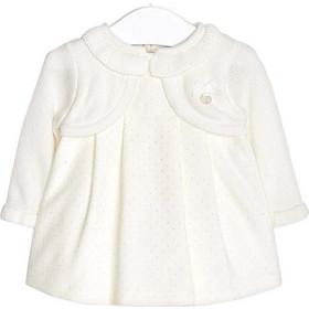 Φορεμα πουα με ζακετα Mayoral 1802838 - εκρου 1064b0b55e4