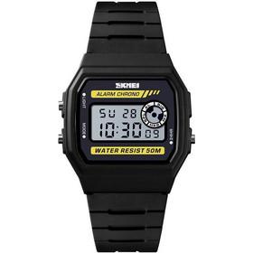 Ρολόι χειρός γυναικείο SKMEI 1413 BLACK SILVER d32ba4fe2df