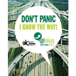 Ginius Driver Don't Panic Via Gps 4.0 για λειτουργικό Android