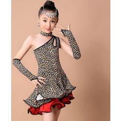 2d197ec9f34 Παιδική Latin Στολή χορού L19 7719