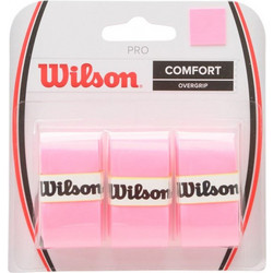 WILSON 7 OVERGRIP 3 PACK 747207 ΡΟΖ