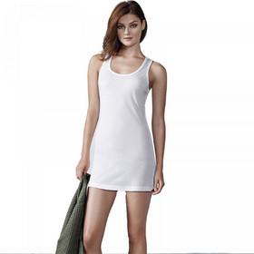 72a61d00fd4c Siontis Athletics Bruna Dress (VE7133-01-White) VE7133-01-White