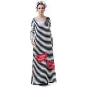 44b55aa1210b φορεμα μαξι ριγε - Φορέματα (Σελίδα 3) | BestPrice.gr