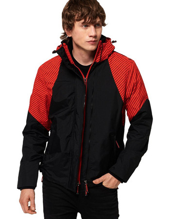 Superdry Arctic Intron Hooded SD-Windcheater M50017SR-RG0 d8ddfaad045